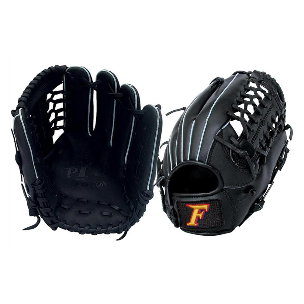 FALCON ファルコン 野球グラブ グローブ 軟式一般 オールラウンド用 Sサイズ ブラック FG-6001
