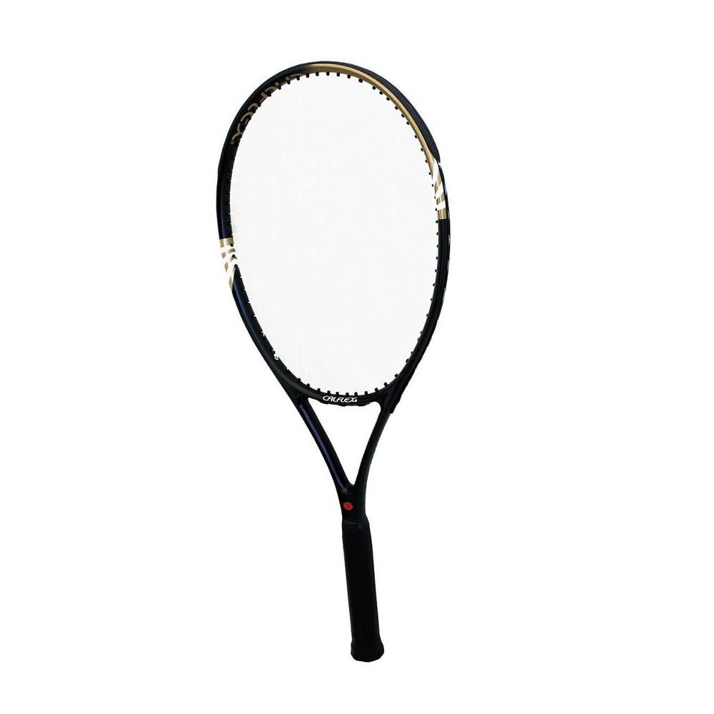 CALFLEX カルフレックス 硬式 一般用 テニスラケット 専用ケース付 ブラック CX-530