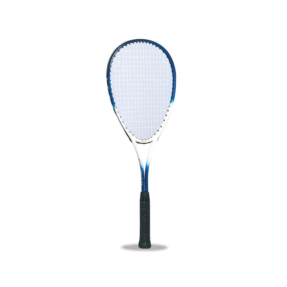 CALFLEX カルフレックス  軟式 一般用 ソフトテニス テニスラケット 専用ケース付 ホワイト×ブルー V-5