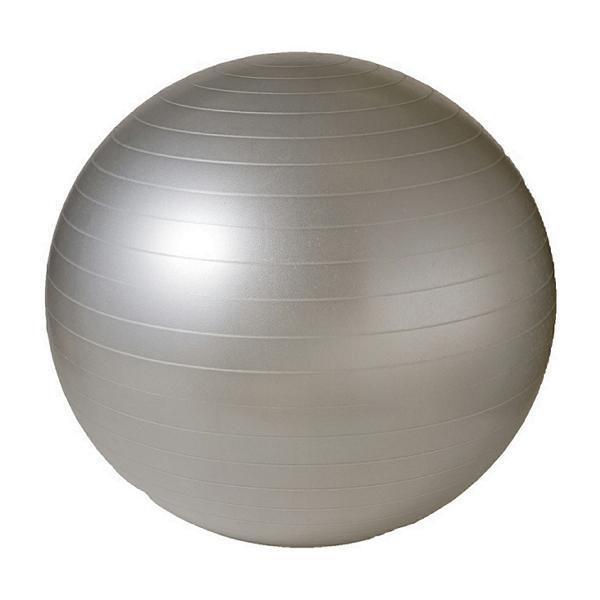 PRO-WING プロウィング ノンバースト フィットネスボール バランスボール 直径約75cm グレー PWF-75