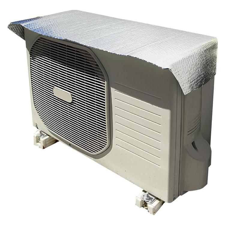 室外機保護フード 36×112cm 2枚組