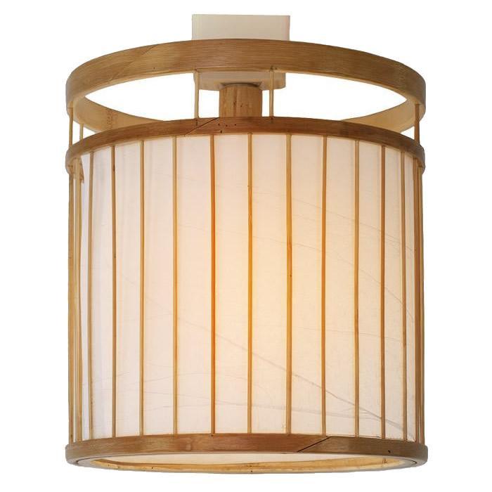 簡単取付!シンプル照明 和風シーリングライト 1灯 GEM-6909