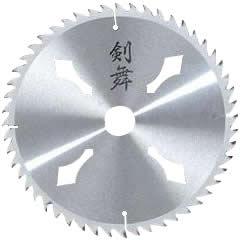 剣舞 木工用チップソープロ造作用(外径160mm・52P)