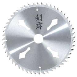 剣舞 木工用チップソープロ造作用(外径180mm・52P)