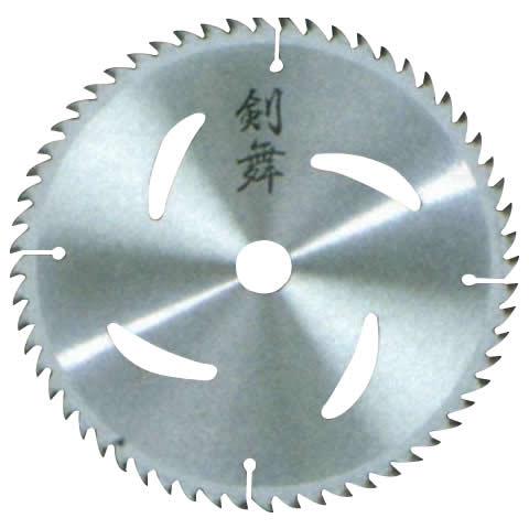 剣舞 木工用チップソー精密造作用(外径185mm・60P)