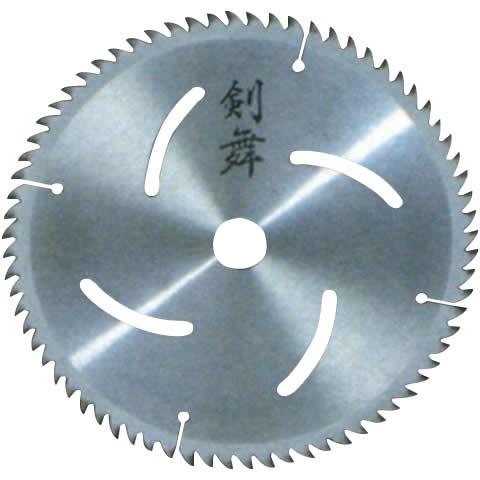 剣舞 木工用チップソー精密仕上用(外径190mm・72P)