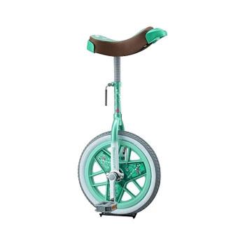 一輪車 スケアクロー グリーン SCW14GE