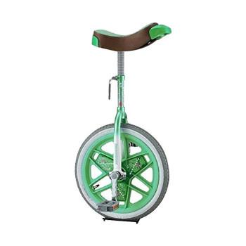 一輪車 スケアクロー グリーン SCW16GE
