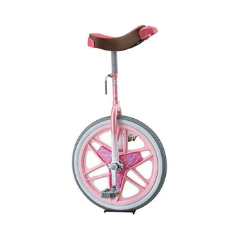 一輪車 スケアクロー ピンク SCW18PK