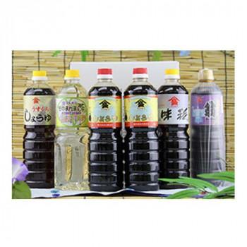 橋本醤油ハシモト 1Lお醤油セット 調味料 油