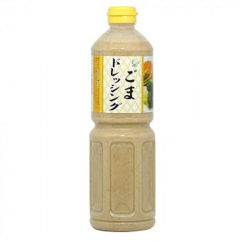 ニッショウ ごまドレッシング 1000ml×12本入り 食品 調味料 油 ドレッシング