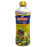 日清ガーデンメイト  植物のチカラ 野菜の肥料(500g) ×4本セット