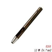 クラフト社 レザークラフト用 ベルト用穴あけ 12号(4.7mm) 8268