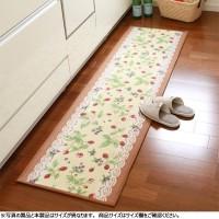 キッチン楽々マット ベリー120 K49100