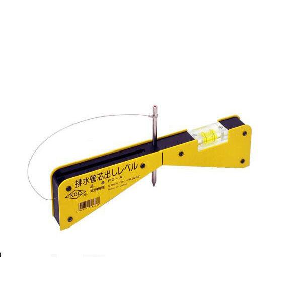 KOD PC-A排水管芯出しレベル(管径Φ200以上)24×56×220mm
