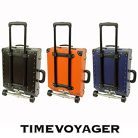 キャリーバッグ TIMEVOYAGER Trolley タイムボイジャー トロリー スタンダードI 30L ブラック・TV03-BK