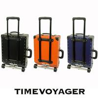 キャリーバッグ TIMEVOYAGER Trolley タイムボイジャー トロリー スタンダードII 30L ブラック・TV04-BK