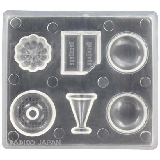 PADICO パジコ ソフトモールド デザート 404120