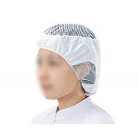 宇都宮製作 不織布製衛生キャップ シンガー電石帽(SR-1) スタンダード(男女兼用) ×20枚 M