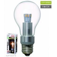 YAZAWA(ヤザワ) 一般電球形LEDランプ(口金E26) LDA5LG