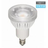 YAZAWA(ヤザワ) 調光対応光漏れタイプハロゲン形LED電球(口金E11・中角タイプ)LDR4LME11D