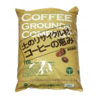 プロトリーフ 土のリサイクル材コーヒーの恵み 10L×6セット
