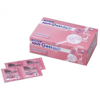 ハクゾウメディカル ハクゾウG綿0.1 指定医薬部外品 滅菌済 4cm×4cm 2枚入×200包 2600036