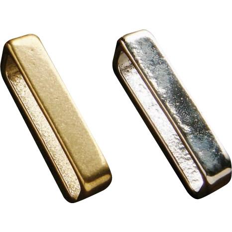 クラフト社 レザークラフト用金具 真鍮 サルカン 5個セット 1762 真鍮