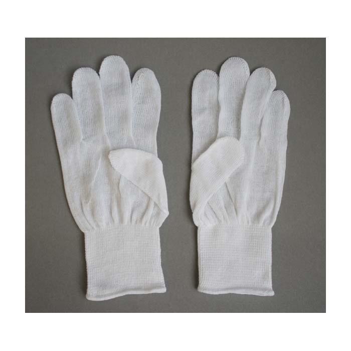 三高サプライ インナーグローブ やさしインナー手袋 コットン指有り 10双入り GI05