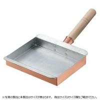 田辺金具 銅玉子焼名古屋型24cm 690941