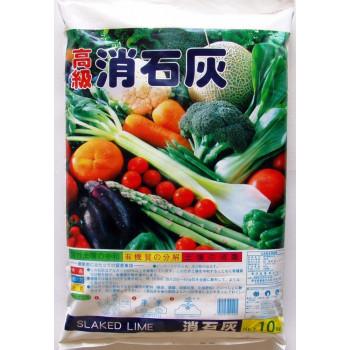 あかぎ園芸 消石灰 10K 4袋 (4952497021005)
