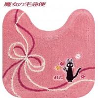 SENKO(センコー) 魔女の宅急便 おくりもの トイレマット(約58×60Vcm)