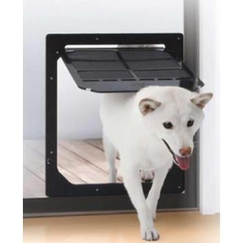 網戸専用 犬猫出入り口 Lサイズ(中型犬用) PD3742