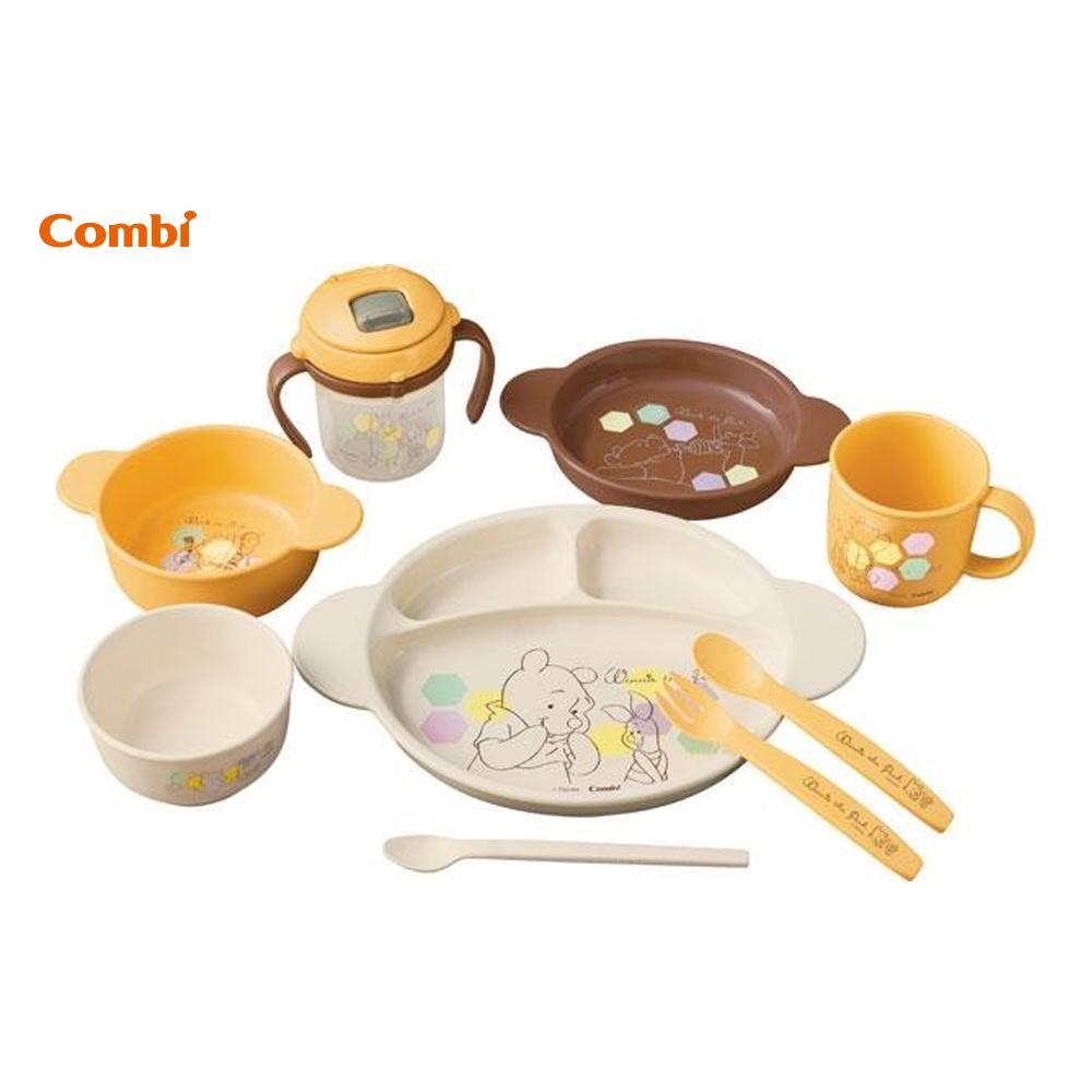 Combi(コンビ) くまのプーさん ベビー食器セットC