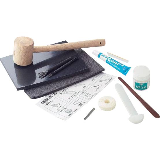 クラフト社 シンプルレザースタイル道具セット 18954