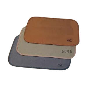 竹炭防水マルチカバー 100×150 OK958・灰色