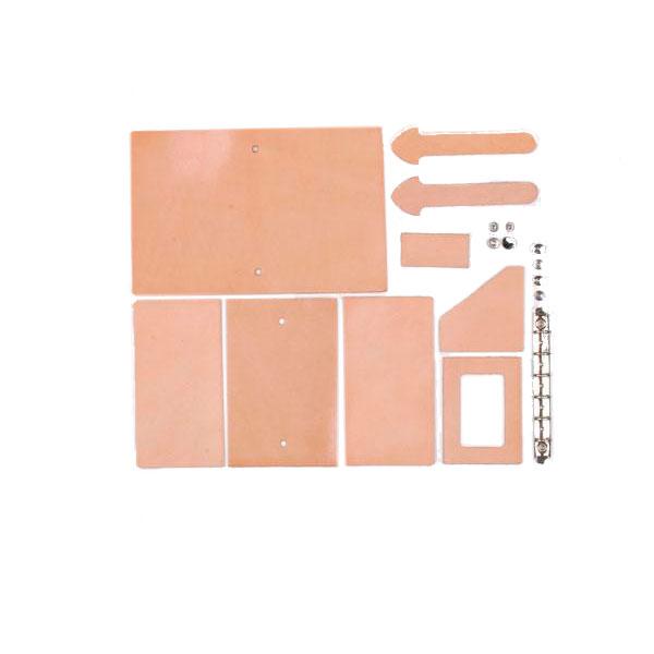 クラフト社 革キット システム手帳セット (ナチュラル) 14368-01