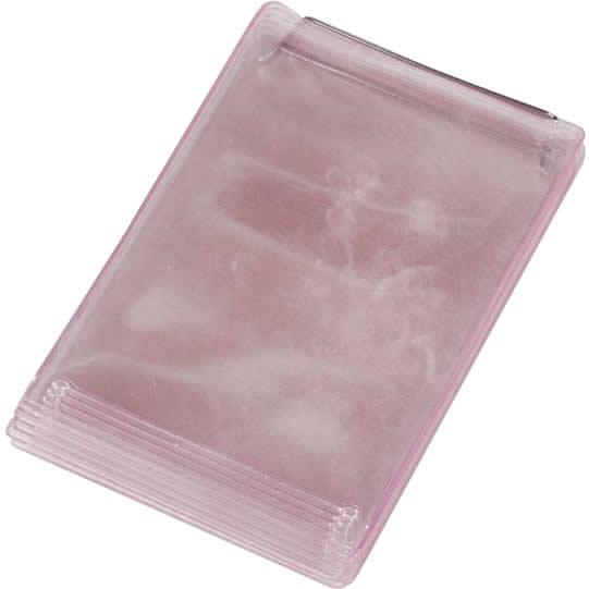 クラフト社 半製品 カードケース タテ型 (20面) 3セット 14553