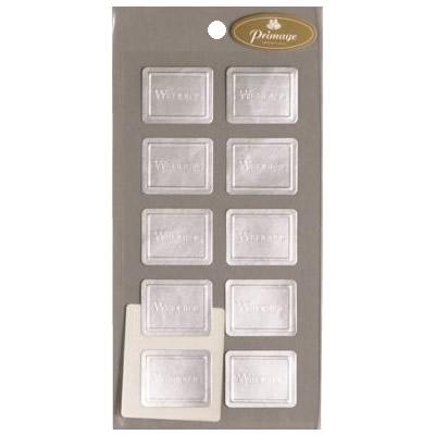 プリマージュ プレーンシリーズ シール 1シート(10片)×20枚セット PM-シ30