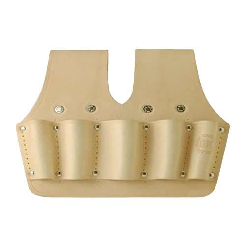 OK ペンチサック安全帯型 200mm 5丁差 P6245