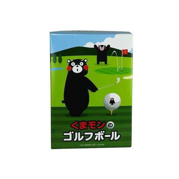 くまモンのゴルフボール 6球入り 5セット