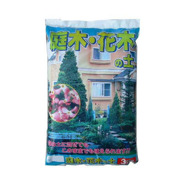 9-24 あかぎ園芸 庭木・花木の土 35L 2袋