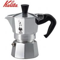 Kalita(カリタ) BIALETTIビアレッティ エスプレッソコーヒー器具 モカエキスプレス1 53001