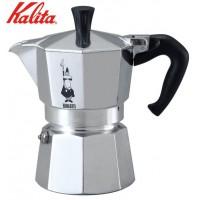Kalita(カリタ) BIALETTIビアレッティ エスプレッソコーヒー器具 モカエキスプレス3 53003
