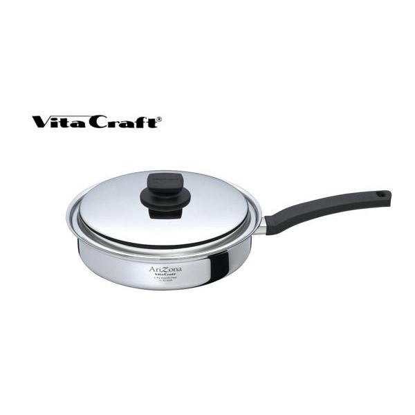 VitaCraft Arizona(ビタクラフト アリゾナ) フライパン 27cm 8548