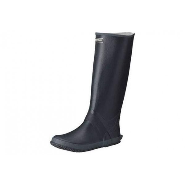 アキレス シューズ たためる長靴 FitPacka!(フィットパッカ) 黒 ILB0760 S・22.5〜23.0cm