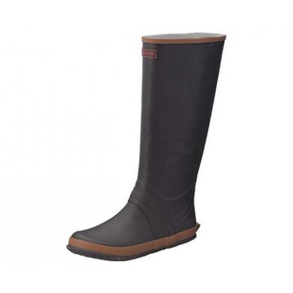 アキレス シューズ たためる長靴 FitPacka!(フィットパッカ) ブラウン ILB0760 S・22.5〜23.0cm