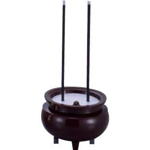 安心のお線香ミニ ASE-5201 ブラウン